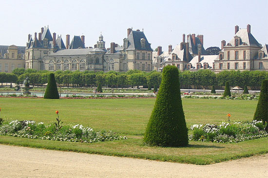 Fontainebleau bike tours